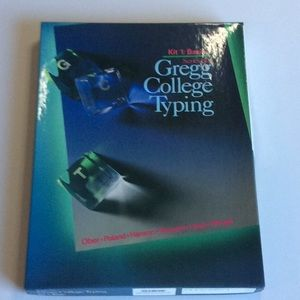 Gregg College Typing Kit 1 : Basic Series Six